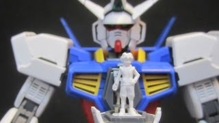 http://www.gundam.tk | http://twitter.com/gundamtk | The first lead of Gundam Age, for the first time in 1/100 grade. No non-grade preceded this MG, unlike almost ...