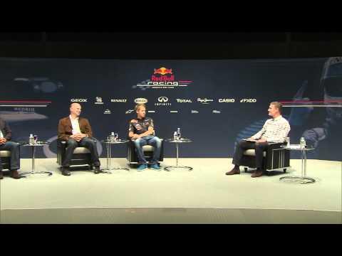 F1 2011 - Red Bull - Sebastian Vettel press conference after Suzuka (in full)