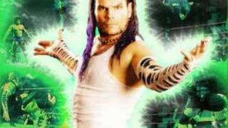 Jeff hardy new entrance music .
