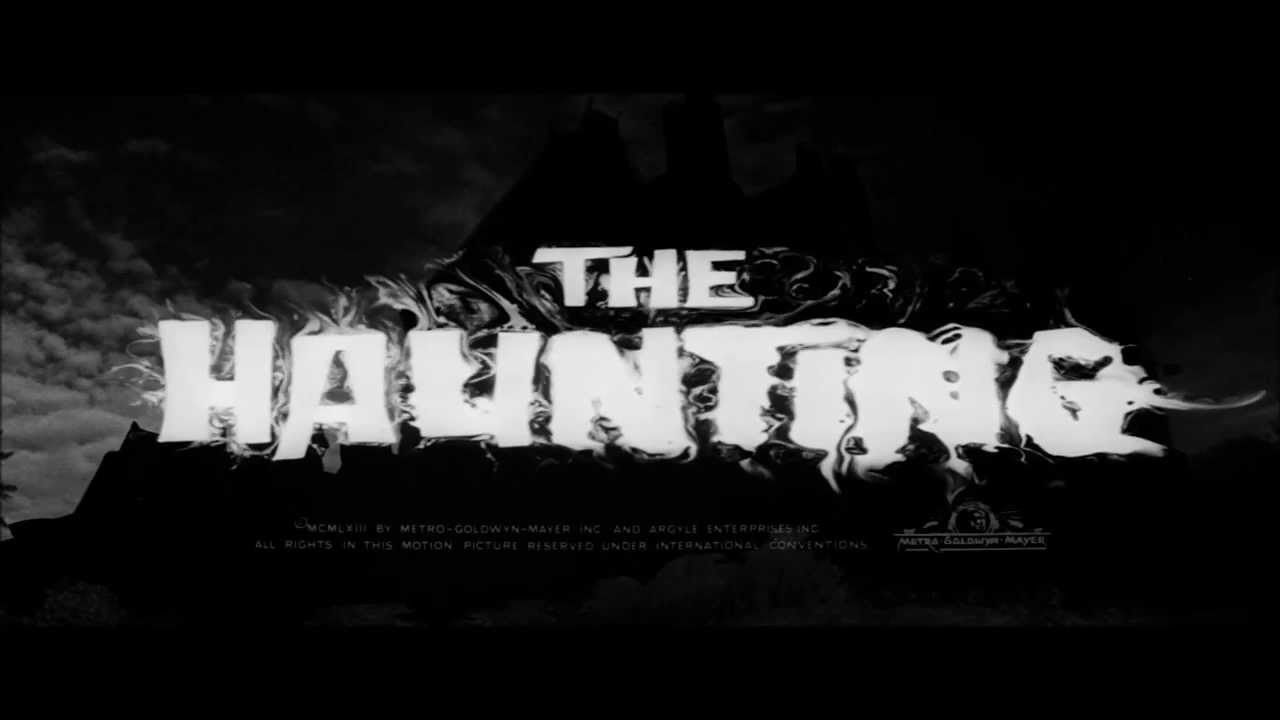 The Haunting 1963 Opening Credits Youtube