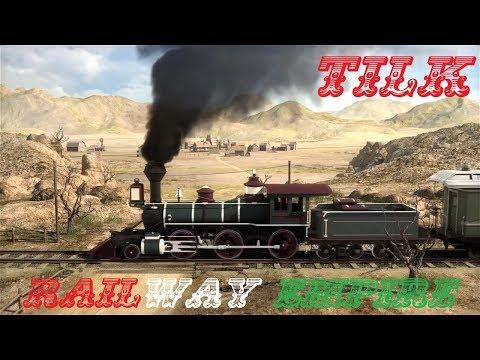 Railway Empire Lássuk miből építik a vasutat! Hun/Magyar