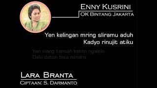 LARA BRANTA - Enny Kusrini (Album Kroncong Langgam Jawa)