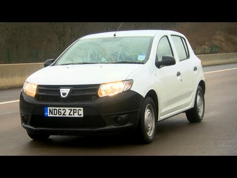 Trying The Cheapest Car In Europe: The Dacia Sandero – Fifth Gear
