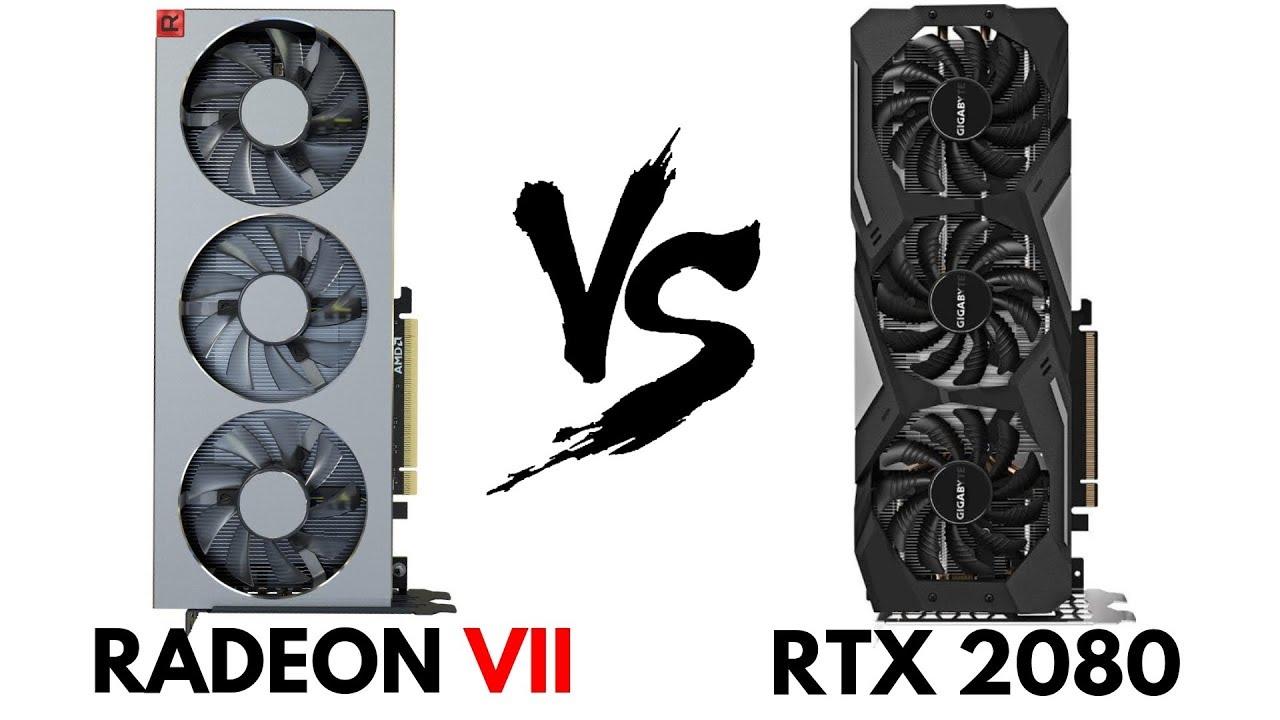 radeon 7 vs rtx 2080