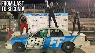 Freedom 500 - In Car Best Moments!