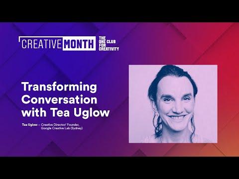 Transforming Conversation with Tea Uglow