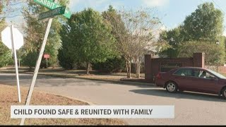 Jeep stolen with child in back seat in Richland County