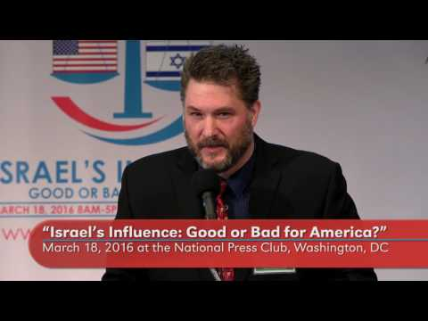 """Ten ways the Israel lobby 'moves' America"" Grant F. Smith"