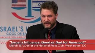 """Ten ways the Israel lobby 'moves' America"" Grant F. Smith"