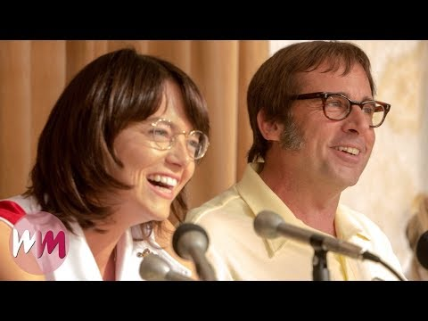 Battle of the Sexes (2017) - Top 5 Facts! streaming vf