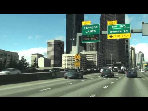 Interstate 5 Washington,Exit164 167 Seattle, WA 98134 美國