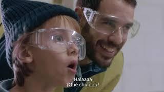 Visita a la fábrica de Hitachi desde la visión de un niño