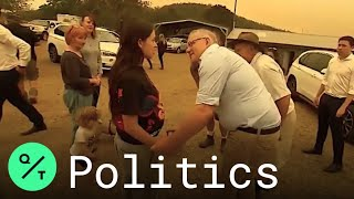 Bushfires in Australia: PM Scott Morrison Heckled by Victims in New South Wales