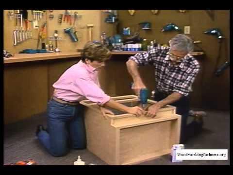 Original Woodworking Cabinet Plan & Design 2