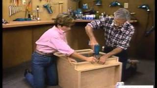 Original Woodworking Cabinet Plan & Design 2