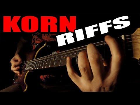 TOP 10 KORN RIFFS