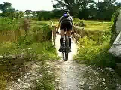 Mountain Bike Trails in Quiet Waters Park - 2008 (1)