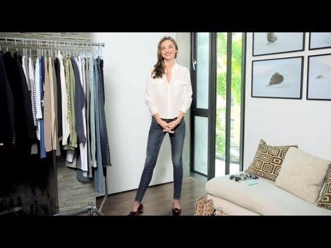 Miranda Kerr's Guide To Casual Dressing | NET-A-PORTER