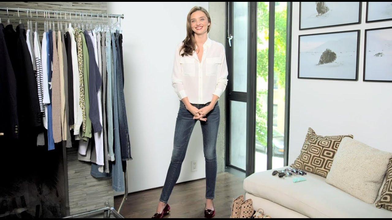 Miranda Kerr 39 S Guide To Casual Dressing Youtube