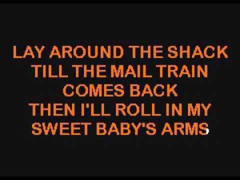 SC7663 06   Owens, Buck   Rollin' In My Sweet Baby's Arms [karaoke]