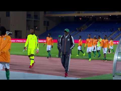 CHAN 2018 : Côte d'Ivoire - Zambie comptant pour la 2e journée de la poule B