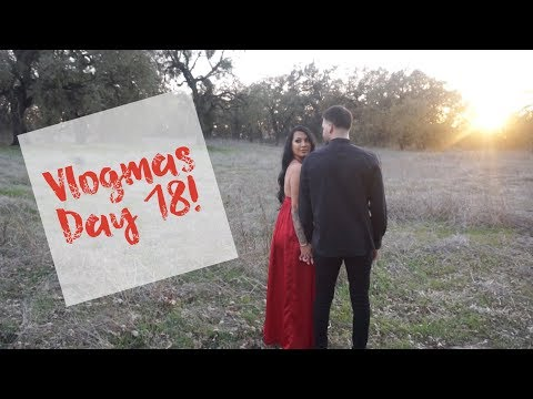 Vlogmas Day 18 Annual Christmas Pictures.