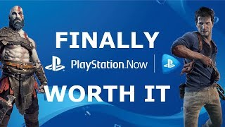 Playstation Now FINALLY Worth It In 2019? PSNOW Price Drop Makes It Compete.