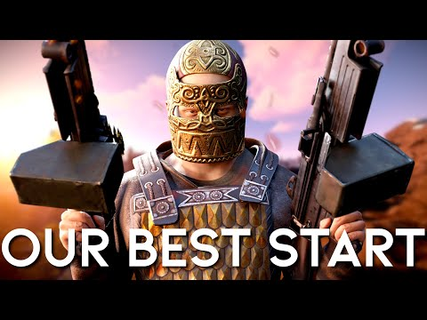Our Best Start EVER In Rust