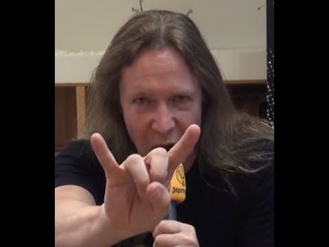 New STRATOVARIUS album tent. set for 2019 Timo has interview with Kaaos TV...!