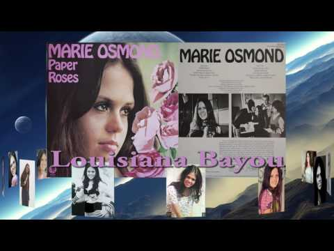 Young and Raw MARIE OSMOND Louisiana bayou
