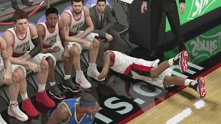 NBA 2K14 PS4 My Career - Where Are You Going?