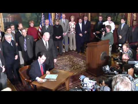 Stage Set for Historic Wis. Recall Election Tuesday