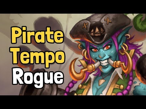 Pirate Tempo Rogue Decksperiment - Hearthstone