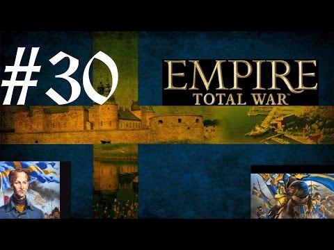 Total War Empire:Darthmod-Sweden Campaign #30 Invading Ukraine