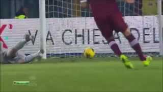 Cerci & Immobile 35 gol in 38 match - 2013/14 - Torino Fc