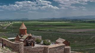 Armenia North to South
