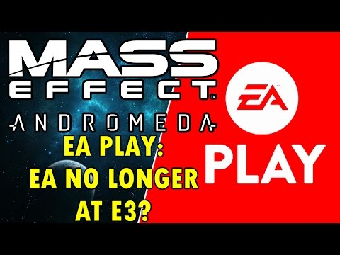 Mass Effect Andromeda - EA Play & ME: Andromeda to release in 2017?
