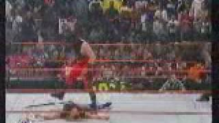 wwe kane saves the rock and the undertaker from dx
