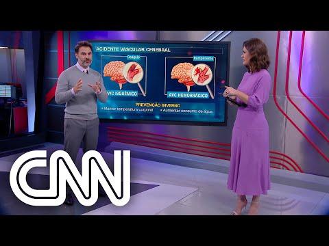 Correspondente Médico - CNN