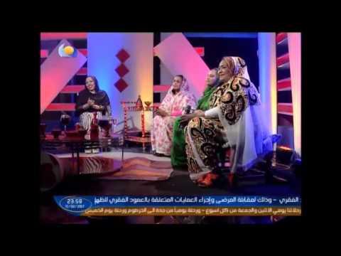زمن صعب - العديل و الزين - قناة النيل الازرق thumbnail