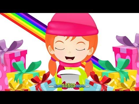 Twelve Days of Christmas | Christmas Songs with Action And Lyrics | KidsSongsClub Christmas Carols