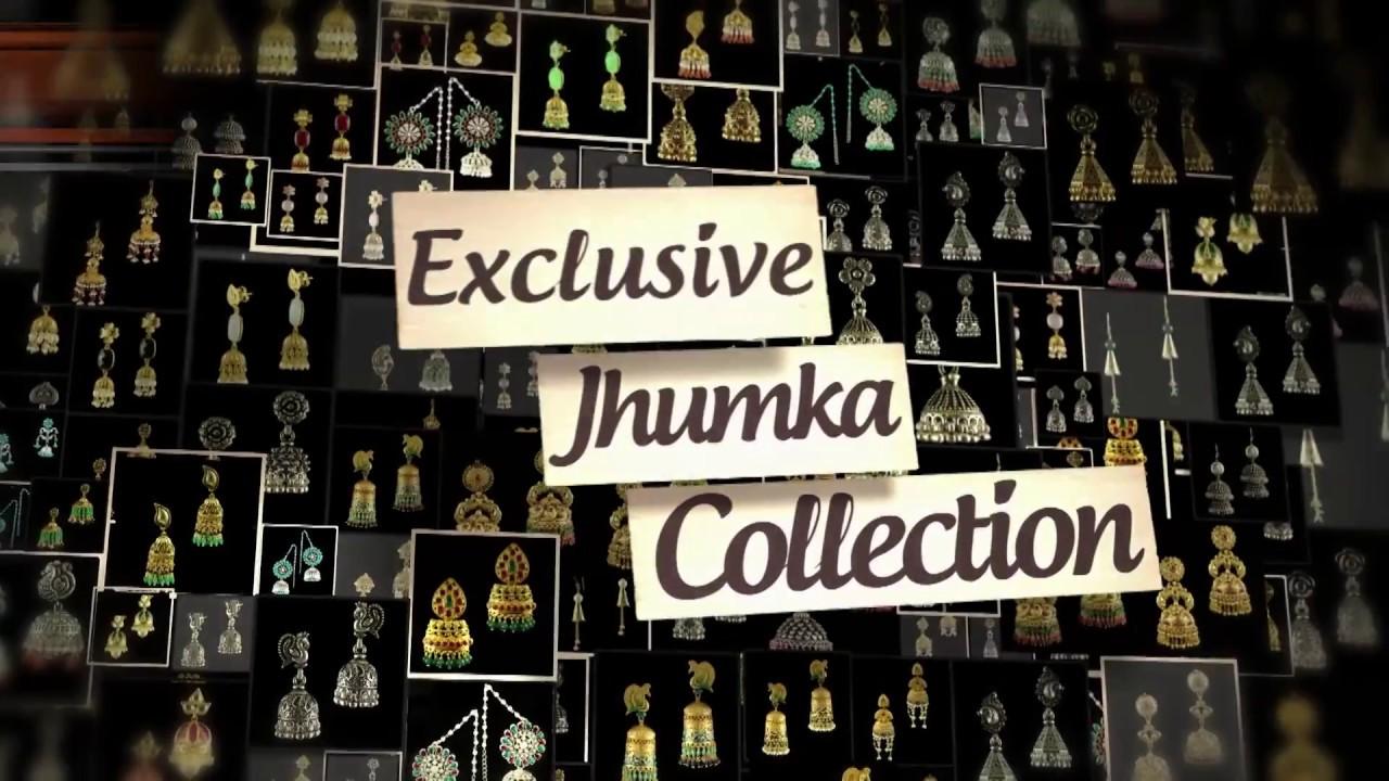 100+ Latest Jhumka Earrings Online Designs {*Most Beautiful*}