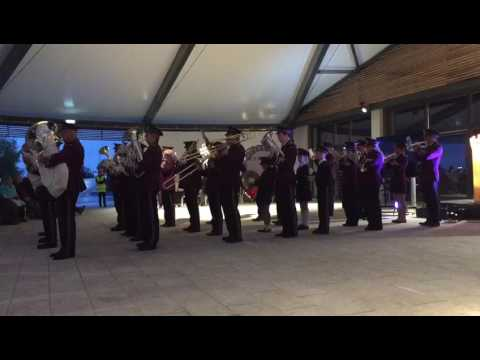 Dungannon silver band - the waveney