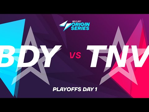 WR:OS June Cup Finals Day 1 TNV vs BDY - Group B