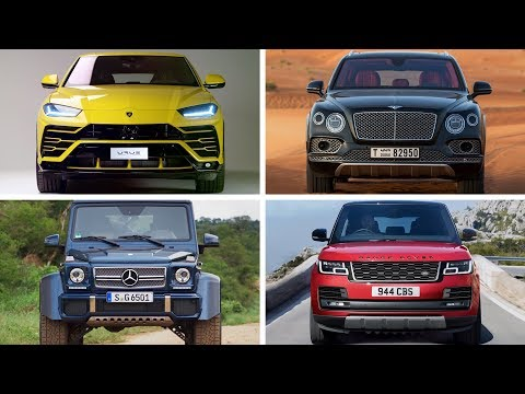 TOP 10 Best Luxury SUV 2018