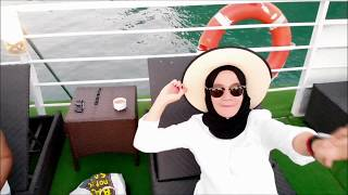 First Time On A Cruise : Ian Fadzil Travel To Hanoi, Vietnam