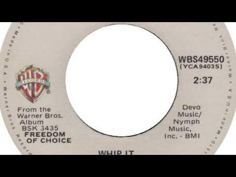 Devo - Whip It (HD)