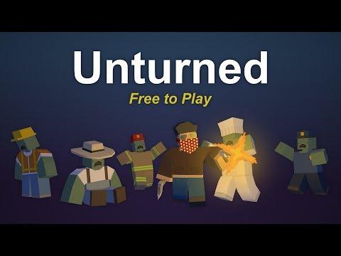 Unturned(未轉變者)3:20:0:0版本最新BUG
