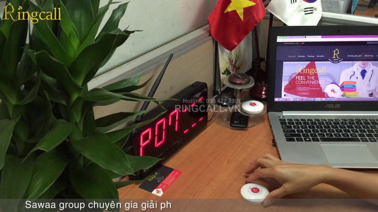 Giới thiệu - Hệ thống chuông gọi Y tá không dây Ringcall thông minh.! - YouTube