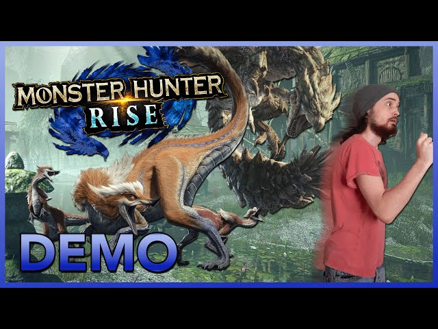 A New Hunter's Impressions of the Monster Hunter Rise Demo - Billybae10K